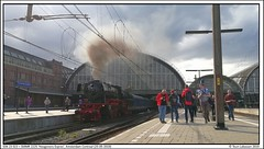SSN 23 023, Amsterdam Centraal (25-05-2019) (Teun Lukassen) Tags: stoomtrein ssn br23 23023 smmr 2225 amsterdam centraal treinen trains züge