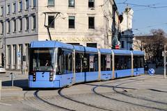 MUE_2304_201903 (Tram Photos) Tags: niederflur münchen munich swm tram tramway strasenbahn stadler variobahn s14