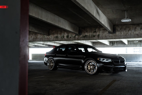 ANRKY Wheels - DME Tuned BMW F90 M5 - AN38 SeriesTHREE - a