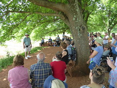 Our docent for the slavery tour Michael P1030681 (msjennywu) Tags: may272019 monticello