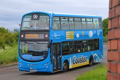 Go North East Coaster 6061 / NK62 CJE (TEN6083) Tags: gateshead dunston metrocentre eclipsegemini2 wrightbus b5lh volvo nk62cje 6061 coaster gonortheast nebuses buses bus publictransport transport