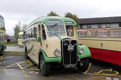 JTB749-12 (Ian R. Simpson) Tags: jtb749 aec regaliii burlingham cumbriaclassiccoaches florence preserved coach