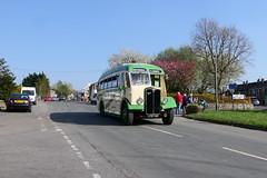 JTB749-11 (Ian R. Simpson) Tags: jtb749 aec regaliii burlingham cumbriaclassiccoaches florence preserved coach