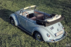 Beetle Convertible (SKF-Media) Tags: classiccars classic cars automotiveportrait skfmedia