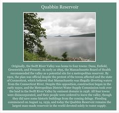 Quabbin Reservoir (State Library of Massachusetts) Tags: massachusetts waterways reservoirs quabbinreservoir