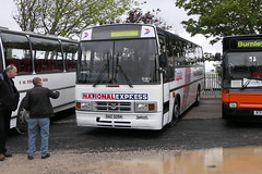 1309-05 (Ian R. Simpson) Tags: daz3294 e269kef leyland tiger plaxton paramount3200 mkiii nationalexpress rapide united coach 6269 1309 preserved