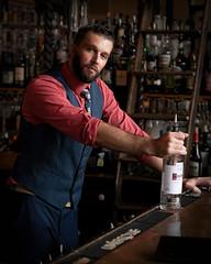 Jason 051619 (56/100) (TNrick) Tags: man portrait bartender ftmyers florida lowkey naturallight the86room