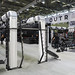 Outrace modulare Fitnessanlagen auf der FIBO 2019 in Köln, Deutschland