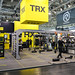 TRX modular training installations at FIBO 2019 in Cologne, Germany