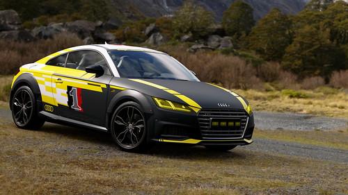 Audi Tt Safari A Photo On Flickriver