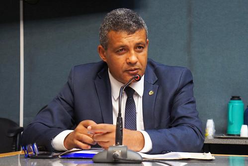 Deputado Coronel Alexandre Quintino - Comissão de Justiça - 28.05.2019