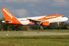 G-EZIX (GH@BHD) Tags: gezix airbus a319 a319100 a319111 u2 ezy easyjet bfs egaa aldergrove belfastinternationalairport aircraft aviation airliner