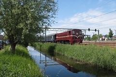 SMMR 2225 te Uitgeest (vos.nathan) Tags: smmr stichting museum materieel railion 2225 ns nederlandse spoorwegen 2200 uitgeest utg