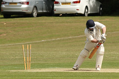 22 (Dale James Photo's) Tags: great horwood cricket club north crawley iis seconds 2nds 2s cc four counties league division two recreation ground nash road village wicket