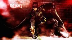 The Batman (custombase) Tags: justiceleague dawnofjustice mafex movie figure batman toyphotography