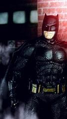 Dawn of Justice BATMAN (custombase) Tags: justiceleague dawnofjustice mafex movie figure batman toyphotography
