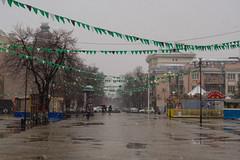 Snowy day (atsubor) Tags: russia krasnodar россия краснодар decoration
