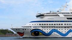 19 05 15 Aida Vita (1) (pghcork) Tags: cruiseship cruiseliners cruiseships cruise ships shipping ship cork corkharbour cobh coast ringaskiddy may 2019