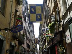 Italy - Piedmont - Turin - Street off Via Garibaldi (JulesFoto) Tags: italy piedmont clog centrallondonoutdoorgroup turin torino street