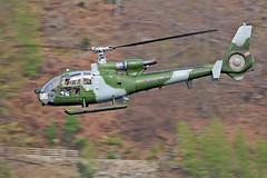 AAC Gazelle AH1, LFA17, 18/4/19 (TheSpur8) Tags: gazelle landlocked aircraft date uk lowlevel lakedistrict helicopter military anationality skarbinski lfa17 2019 places transport