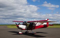 G-CCPF SkyRanger, Scone (wwshack) Tags: egpt psl perth perthkinross perthairport perthshire scone sconeairport scotland skyranger gccpf