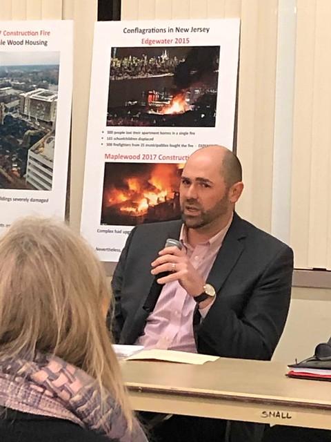 NJ Fire Legislation Meeting - March 6, 2019