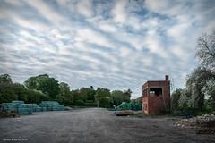 "Gareth's Photo of the Week 21 ""Abandoned Signalbox"""