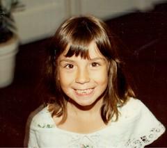 Daughter in August, 1997 (booboo_babies) Tags: 1997 mydaughter girl fbf flashbackfriday cute