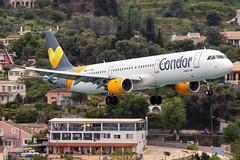 Thomas Cook G-TCDR 20-5-2019 (Enda Burke) Tags: avgeek aviation aircraft travel canon canon7dmark2 runway plane planes arrival departure flight flying pilot pilots crew holiday holidays airport cfu corfu greece greek a321 airbusa321 landing lgkr gr