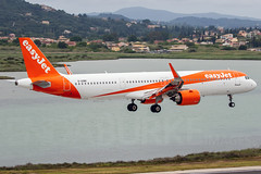 Easyjet G-UZMC 20-5-2019 (Enda Burke) Tags: avgeek aviation aircraft travel canon canon7dmark2 runway plane planes arrival departure flight flying pilot pilots crew holiday holidays airport cfu lgkr corfu greece greek a321neo airbusa321 neo airbus guzmc easy easyjet