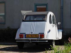 1987 Citroën 2CV 6 Spécial (rvandermaar) Tags: 1987 citroën 2cv 6 spécial citroën2cv6 citroën2cv citroen citroen2cv sidecode4 sl40hl