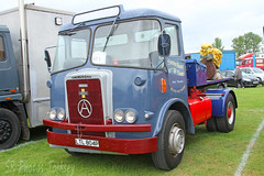 Atkinson Borderer LTL 804P (SR Photos Torksey) Tags: transport truck haulage hgv lorry lgv logistics road commercial vehicle freight traffic aec rally 2019 newark classic vintage atkinson borderer