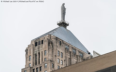 Chicago Board of Trade Building (20190526-DSC03815) (Michael.Lee.Pics.NYC) Tags: chicago architecture cityscape cbot chicagoboardoftrade ceres roof sony a7rm2 fe70300mmg