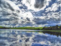 CLOUDS OVER KERNAN (Monkiiiey Henry Clark) Tags: clouds over kernan