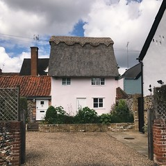 Thatched Cottage (msganching) Tags: greatchesterford thatched cottage essex walk130 swc tocw130 vernacular house swc130