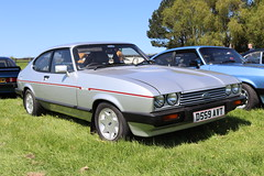 Ford Capri 2.8 Injection Special D559AVT (Andrew 2.8i) Tags: kingdom united uk evesham show meet club international cci sports sportscar classic classics car cars capri ford coupe europe euro european v6 28 hatch liftback hatchback mark 3 mk mk3 iii injection 2800 cologne special