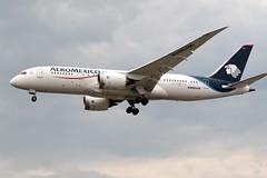 N966AM Heathrow 24 May 2019 (ACW367) Tags: n966am boeing 7878 aeromexico heathrow