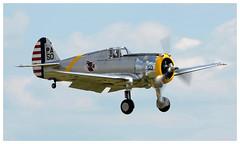 Curtiss P-36C (Ciaranchef's photography.) Tags: vintageaeroplanes preservedaeroplanes aviationmuseum aviationphotograph ukaviation duxford iwmduxford nikond7000 nikon nikonaviation tamron150600 warbirds