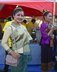 Laos Festival at the event square in Yoyogi Park - stock photo (DigiPub) Tags: 1152197940 gettyimages