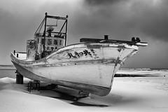 Resting time (Ana Isabel Iranzo) Tags: blanco canon ana blackwhite hokkaido barcos y ships negro isabel wakkanai iranzo