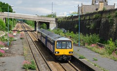 144016 - Brightside, South Yorkshire (The Walsall Spotter) Tags: pacer dmu railbus class144 144016 sheffield brightside disused railway station south yorkshire uk multipleunit british railways networkrail northernrail