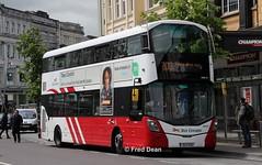 Bus Eireann VWD47 (152C6170). (Fred Dean Jnr) Tags: stpatricksstreetcork cork buseireannroute203 buseireann volvo b5tl wright eclipse gemini3 vwd47 152c6170 may2019