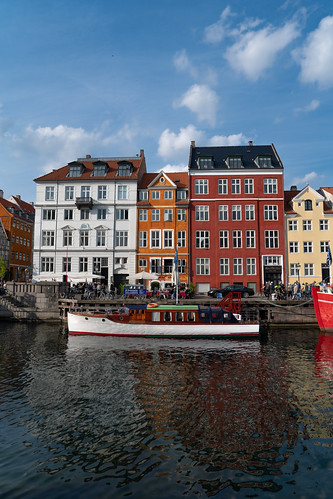 Nyhavn - Perfect Weather