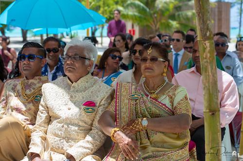 Manta & Anand - Motu Tapu Wedding - Bora Bora