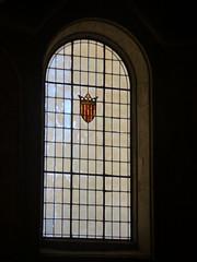 Poblet Monastery - The High Church - stained glass window (ell brown) Tags: monestirdepoblet catalonia catalunya spain españa pobletmonastery poblet pobletabbey vimbodíipoblet royalabbeyofsantamariadepoblet cistercianmonastery pradesmountains concadebarberà cistercianmonksfromfrance reialmonestirdesantamariadepoblet cisterciantriangle unesco worldheritagesite unescoworldheritagesite thehighchurch latincross stainedglasswindow