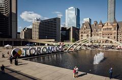 (Lisa deJong) Tags: nikon d7100 toronto ontario canada spring may 2019 viewsfromlisa cityhall nathanphillipssquare