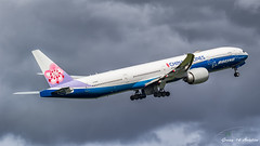 China Airlines B777 (Ramon Kok) Tags: 777 777300er 77w ams avgeek avporn aircraft airline airlines airplane airport airways amsterdam amsterdamairportschiphol aviation b18007 boeing boeing777 boeing777300er boeinglivery cal ci chinaairlines eham holland schiphol schipholairport special speciallivery thenetherlands vijfhuizen noordholland nederland