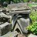 stone sorting 006 - Woodland Cemetery