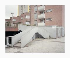 Chorweiler, 2019 (Darius Urbanek) Tags: 120 6x7 kodak mamiya7 portra400 analog color film mediumformat cologne köln chorweiler brutalism concrete plattenbau