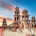 Way Back in Burning Man 2011